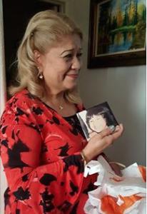 Sandy's Mom